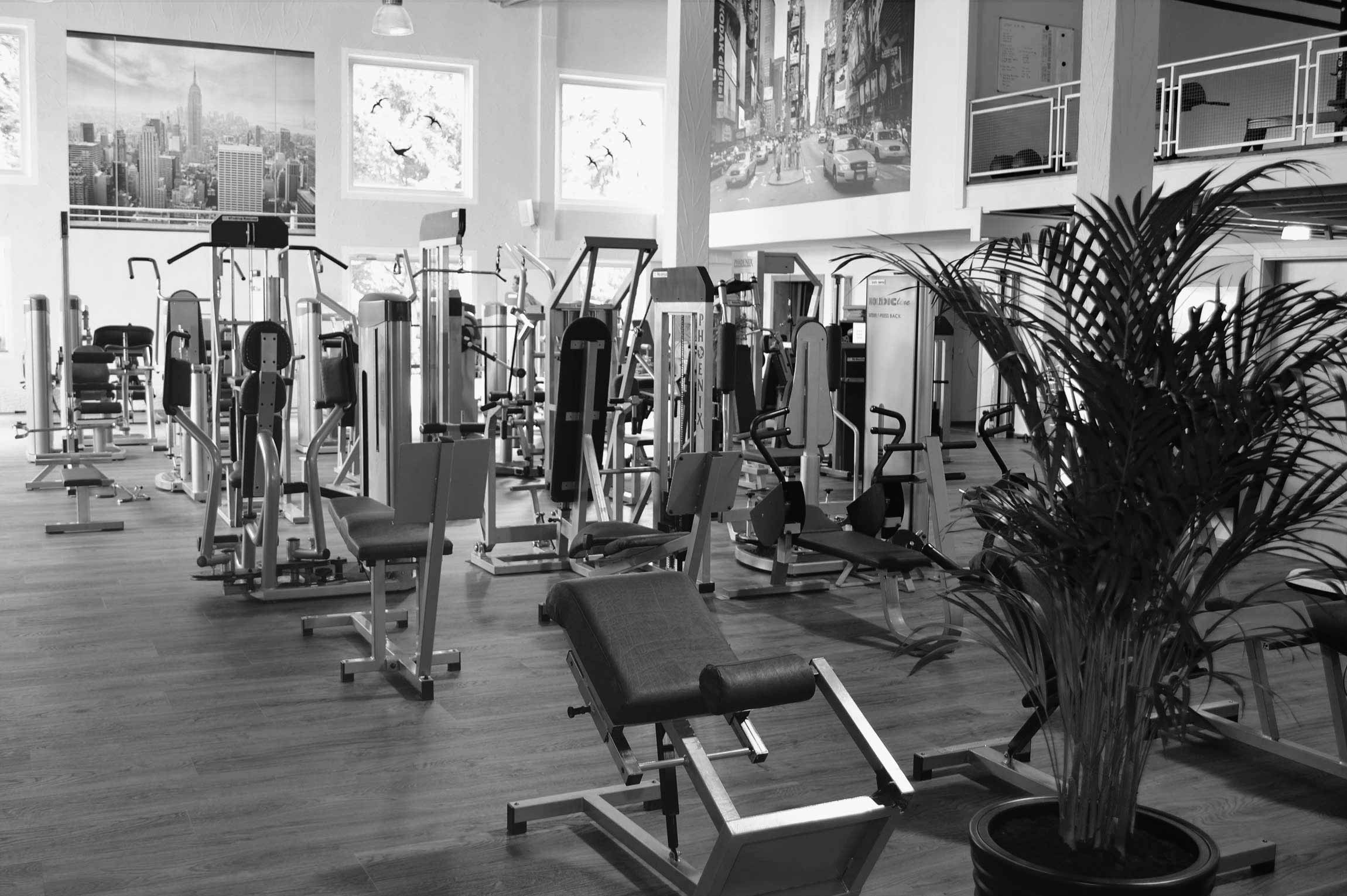 Fitnessstudio Ensdorf