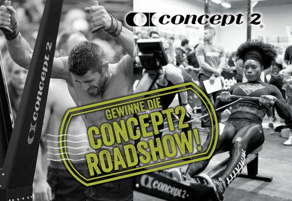 Concept2 – Roadshow im Relax Ensdorf!
